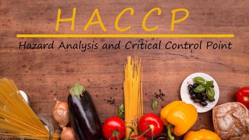 HACCP義務化!知っておきたいHACCPのキホン