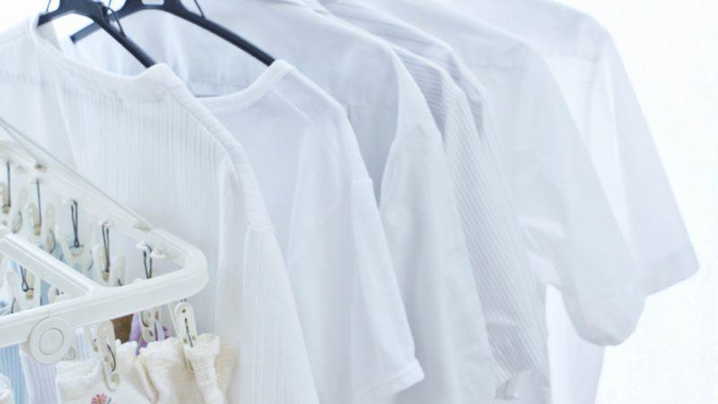 脱・部屋干し臭!雨の日の洗濯物を早く乾かす方法